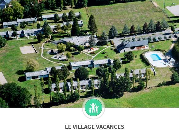 Village et centre de vacances espalion - Village vacances auvergne piscine ...